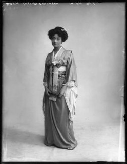 Florence Smithson as O Hana San in 'The Mousmé' (The Maids in Japan), by Bassano Ltd - NPG x101585