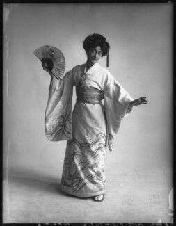 Florence Smithson as O Hana San in 'The Mousmé' (The Maids in Japan), by Bassano Ltd - NPG x101590