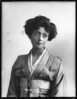 Florence Smithson as O Hana San in 'The Mousmé' (The Maids in Japan), by Bassano Ltd - NPG x101591