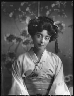 Florence Smithson as O Hana San in 'The Mousmé' (The Maids in Japan), by Bassano Ltd - NPG x101592
