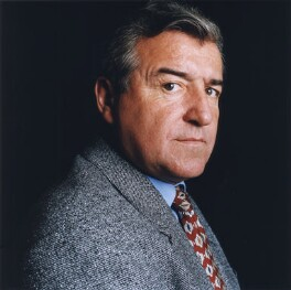 Terry Venables, by Trevor Ray Hart - NPG x76547