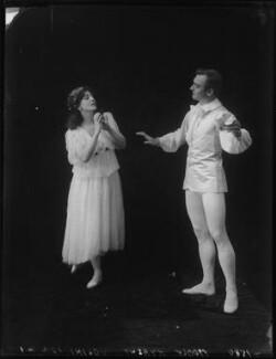 Lydia Kyasht; Alexandre Volinine (né Aleksandr Volinin) in 'First Love', by Bassano Ltd - NPG x101603