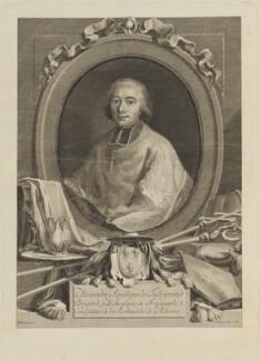 Alexandre Angélique de Talleyrand-Périgord, by Joseph Varin, after  Jacques Wilbault - NPG D15630