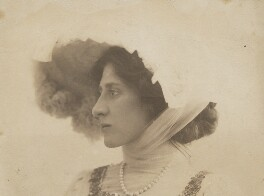 Lady Ottoline Morrell, by George Charles Beresford - NPG P1007