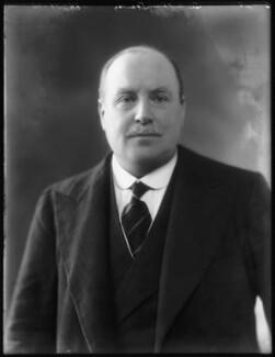 Sir Arthur Stanley, by Bassano Ltd - NPG x123446