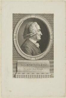 Jean Jacques Barthelemy, by Augustin de Saint-Aubin - NPG D15671