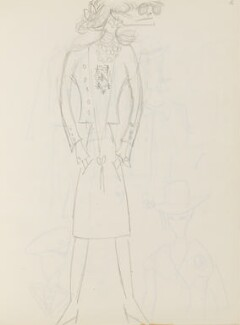 Coco Chanel, by Cecil Beaton - NPG D17953(45)