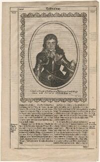 King Charles II, after Sir Anthony van Dyck - NPG D18485