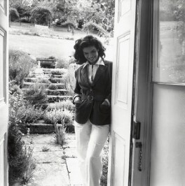Bianca Jagger, by Cecil Beaton, 1978 - NPG x40221 - © Cecil Beaton Studio Archive, Sotheby's London