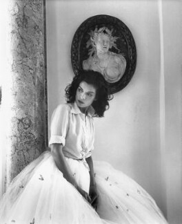 Bianca Jagger, by Cecil Beaton, 1978 - NPG x40231 - © Cecil Beaton Studio Archive, Sotheby's London