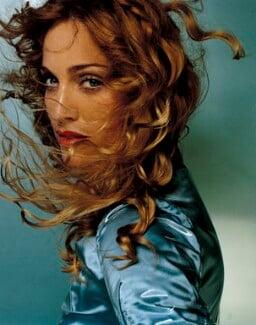 Madonna, by Mario Testino - NPG P1019