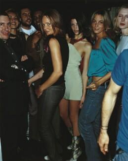 Women in Fashion, by Mario Testino, 2000 - NPG P1024 - © Mario Testino