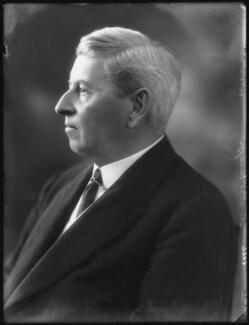 Sir (Robert) Ellis Cunliffe, by Bassano Ltd - NPG x123456
