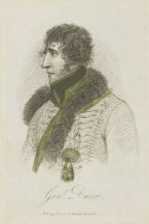 Géraud Christophe de Michel Duroc, duc de Frioul, published by Jones and Bumford - NPG D15730
