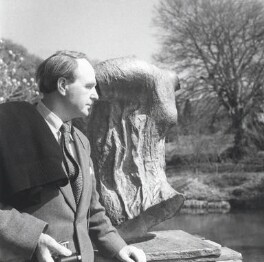 Henry Moore, by Cecil Beaton - NPG x40286