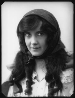 Unity More, by Bassano Ltd, 1913 - NPG x101651 - © National Portrait Gallery, London