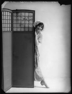 Unity More, by Bassano Ltd, 1913 - NPG x101655 - © National Portrait Gallery, London