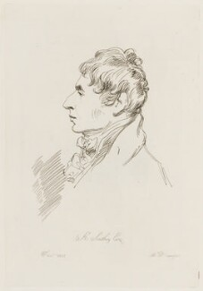 Robert Southey, by Mary Dawson Turner (née Palgrave), after  Thomas Phillips - NPG D15738