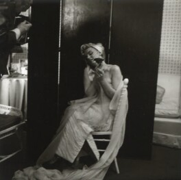 Marilyn Monroe, by Ed Pfizenmaier - NPG x40658