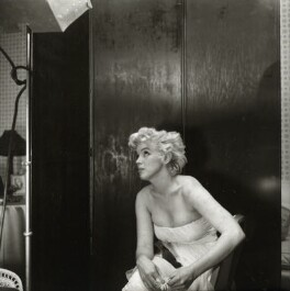 Marilyn Monroe, by Ed Pfizenmaier - NPG x40662