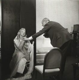 Marilyn Monroe; Cecil Beaton, by Ed Pfizenmaier - NPG x40659
