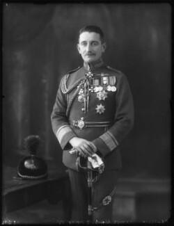 Sir (William) Geoffrey Hanson Salmond, by Bassano Ltd - NPG x123544