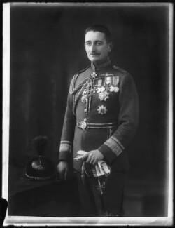 Sir (William) Geoffrey Hanson Salmond, by Bassano Ltd - NPG x123545