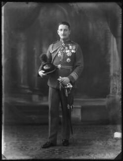 Sir (William) Geoffrey Hanson Salmond, by Bassano Ltd - NPG x123546