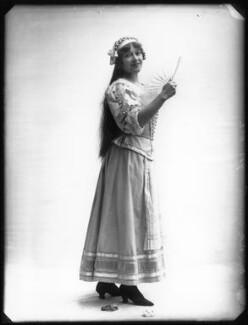 Ruth Vincent, by Bassano Ltd - NPG x101871