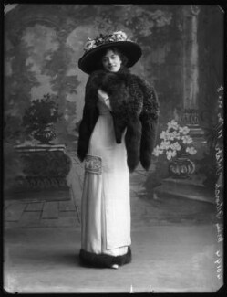 Deborah Volar, by Bassano Ltd - NPG x101890