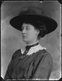 Lucinda Dorothea (née Kemble), Countess of Dunmore, by Bassano Ltd - NPG x33066