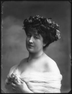 Priscilla Cecilia (née Moore), Countess Annesley, by Bassano Ltd - NPG x33013