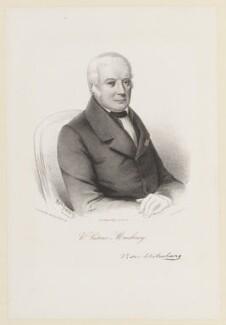 Marie Victor Nicolas de Fay Latour Maubourg, by Auguste Bry, after  Gordaszewski - NPG D15780