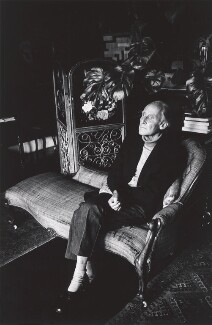 Bill Brandt, by Sam Tata - NPG x29105