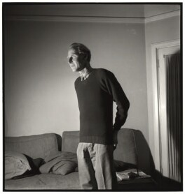 Bill Brandt, by Lida Moser - NPG x45314