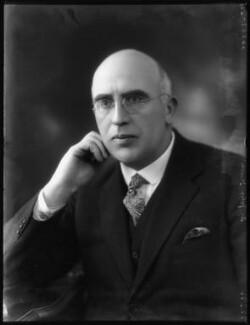 Sir John Irwin, by Bassano Ltd - NPG x123572