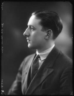 Charles Rowland Allanson-Winn, 7th Baron Headley, by Bassano Ltd - NPG x123581