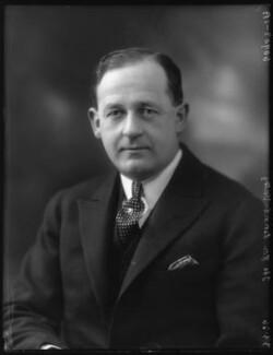 Hon. Leonard Vestey, by Bassano Ltd - NPG x123597