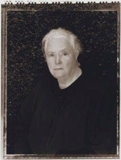 Julia Trevelyan Oman (Lady Strong), by Tessa Traeger - NPG P1026(31)