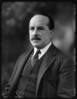 (Henry) Francis Hope Pelham-Clinton-Hope, 8th Duke of Newcastle-under-Lyne, by Bassano Ltd - NPG x123630