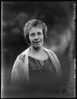 Ellen (née Peel), Lady Askwith, by Bassano Ltd - NPG x123643