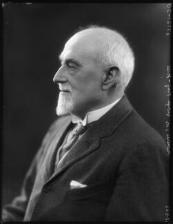 Sir George Fowler King-Hall, by Bassano Ltd, 15 September 1926 - NPG x123673 - © National Portrait Gallery, London