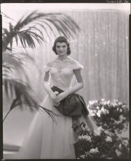 Jackie Kennedy Onassis, by Cecil Beaton - NPG x40311
