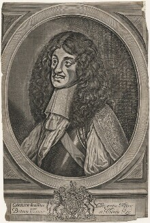 King Charles II, after Unknown artist - NPG D18524