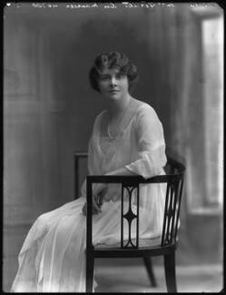 'Muriel Beaumont', Lady Du Maurier, by Bassano Ltd - NPG x32242
