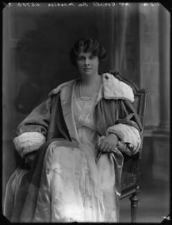 'Muriel Beaumont', Lady Du Maurier, by Bassano Ltd - NPG x32243