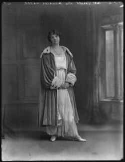 'Muriel Beaumont', Lady Du Maurier, by Bassano Ltd - NPG x32244