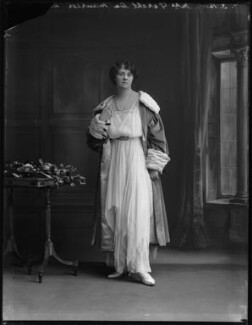'Muriel Beaumont', Lady Du Maurier, by Bassano Ltd - NPG x32246