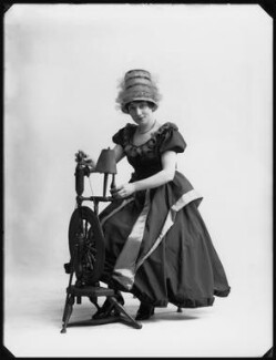 Lily Lena (Alice Mary Ann Mathilda Archer), by Bassano Ltd - NPG x33391