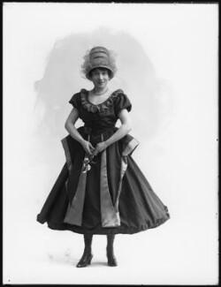 Lily Lena (Alice Mary Ann Mathilda Archer), by Bassano Ltd - NPG x33392